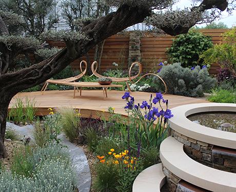 Chelsea show gardens